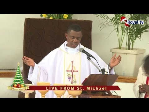 St. Michael Cathedral Christmas  Mass LIVE 25.12.2016-Brought to you by ROYAL TV