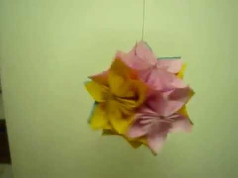 quả cầu hoa