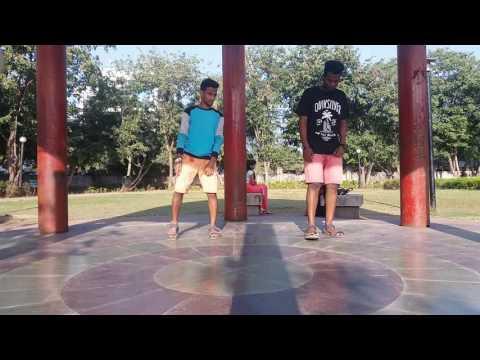 Sau dard hai song dance video