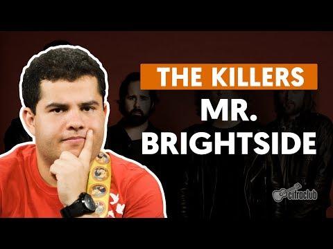 MR BRIGHTSIDE - The Killers  de guitarra
