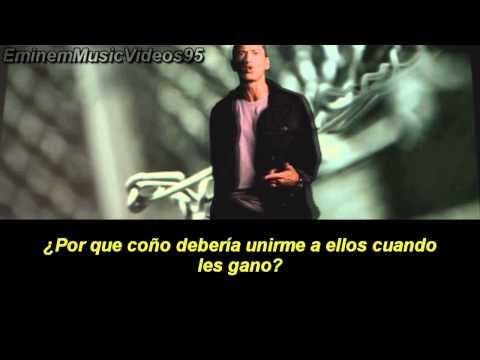 Eminem ft. Lil Wayne - No Love Traducida y Subtitulada al Español [HD - Official Video]