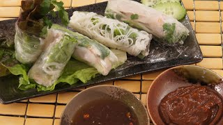 How To Make Simple Vietnamese Spring Roll