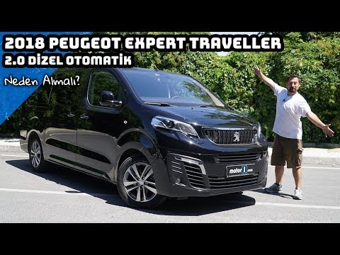 2018 Peugeot Expert Traveller 2.0 Dizel Otomatik | Neden Almalı ?