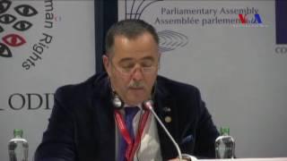 Avrupa Konseyi Parlamenterler Meclisi Delegasyonu Başkanı Cezar Florin Preda Konuştu