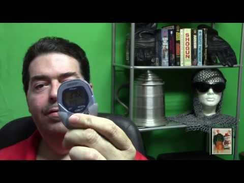 5 Minute Review Omron HJ-112 Pocket Pedometer Review