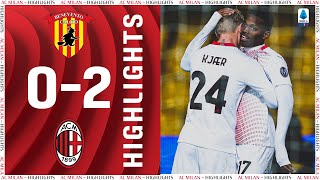 Highlights | Benevento 0-2 AC Milan | Matchday 15 Serie A TIM 2020/21