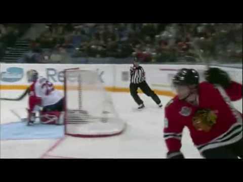 Top 16 Blackhawks Goals of 2009-10 (part 1 of 2)