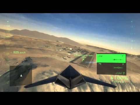 Repeat FreeFalcon 5 53 F-117 NightHawk LGB by tkkdend
