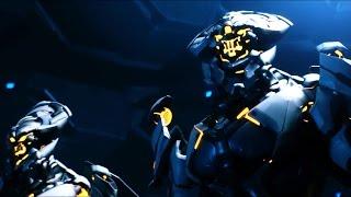 Halo 5 Final Warden Boss Fight on Solo LEGENDARY (3 Wardens) 60FPS 1080p