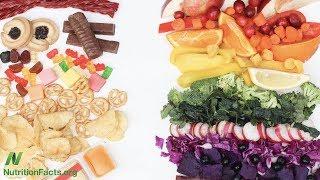 Je lepší doporučit jíst více rostlin nebo méně škodlivých jídel?