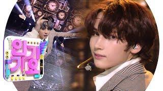 TXT(투모로우 바이 투게더) - Run Away(9와 4분의 3 승강장에서 너를 기다려) @인기가요 Inkigayo 20191110