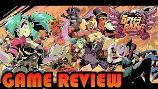 Speed Brawl Game Rreview