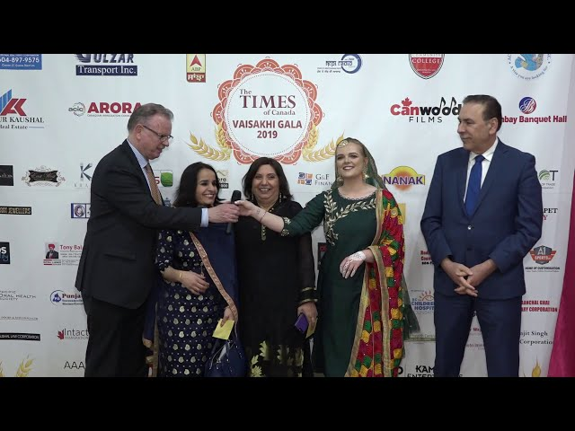 Vaisakhi Gala 2019 - Greetings from the audience