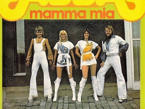 ABBA Mamma Mia  (45th Anniversary Video)