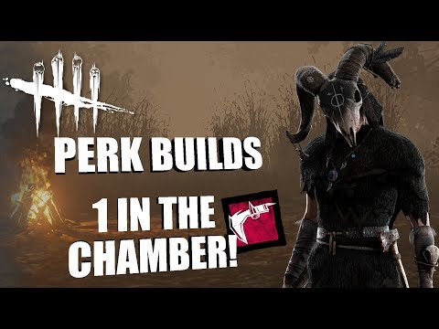 1 IN THE CHAMBER! | Dead By Daylight THE HUNTRESS GAMEPLAY