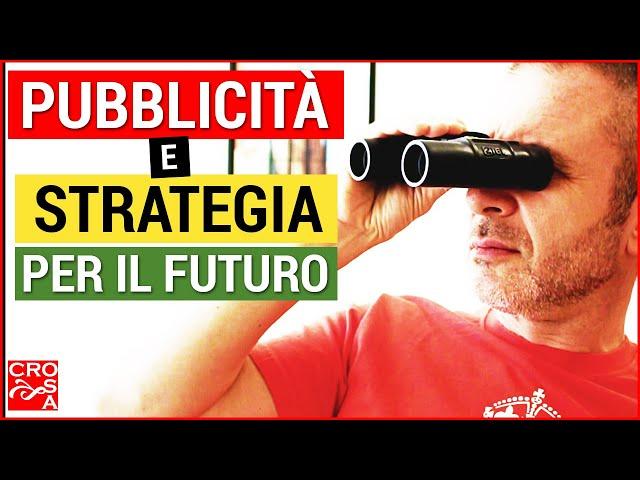 Pubblicità e strategia per il futuro