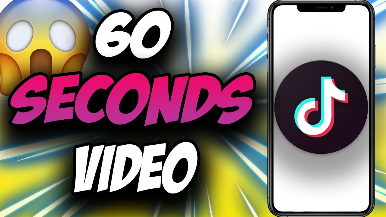 How To Make Tiktok Videos Longer Than 60 Seconds On Iphone 2021