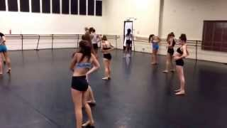 """Take Me To Church"" lyrical combo, Pacific Coast Academy of Dance, Natalie Jameson Sommer choreo"