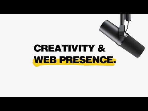 Creativity and Internet Presence