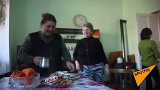 Армяне и азербайджанцы мирно живут в одной деревне в Грузии