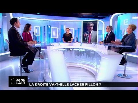 La  droite va-t-elle lâcher Fillon ? #cdanslair du 01-02-2017