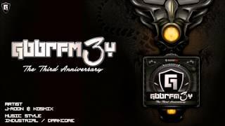 J-Roon & Kosmix @ Gabber.FM- #GBBRFM3Y Set (2-9-14)
