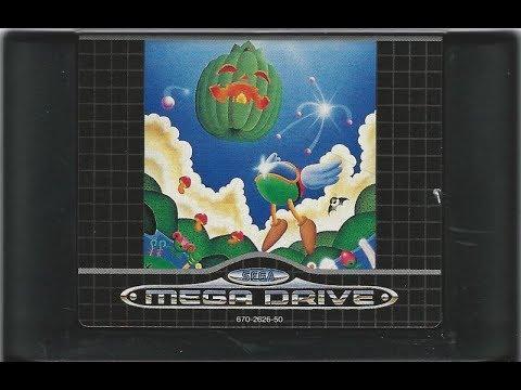 Super Fantasy Zone SEGA Mega Drive Complete Soundtrack CD