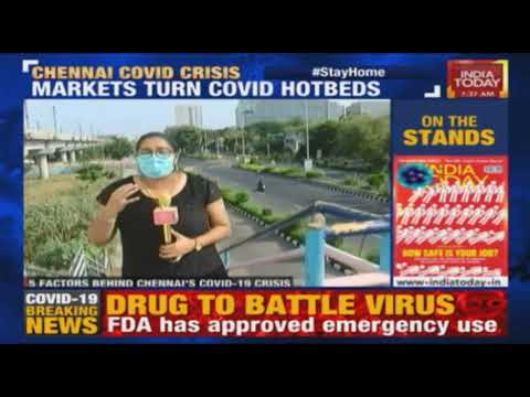COVID 19 Chennai: Over 100 Coronavirus Cases Are Linked To Koyembedu Market