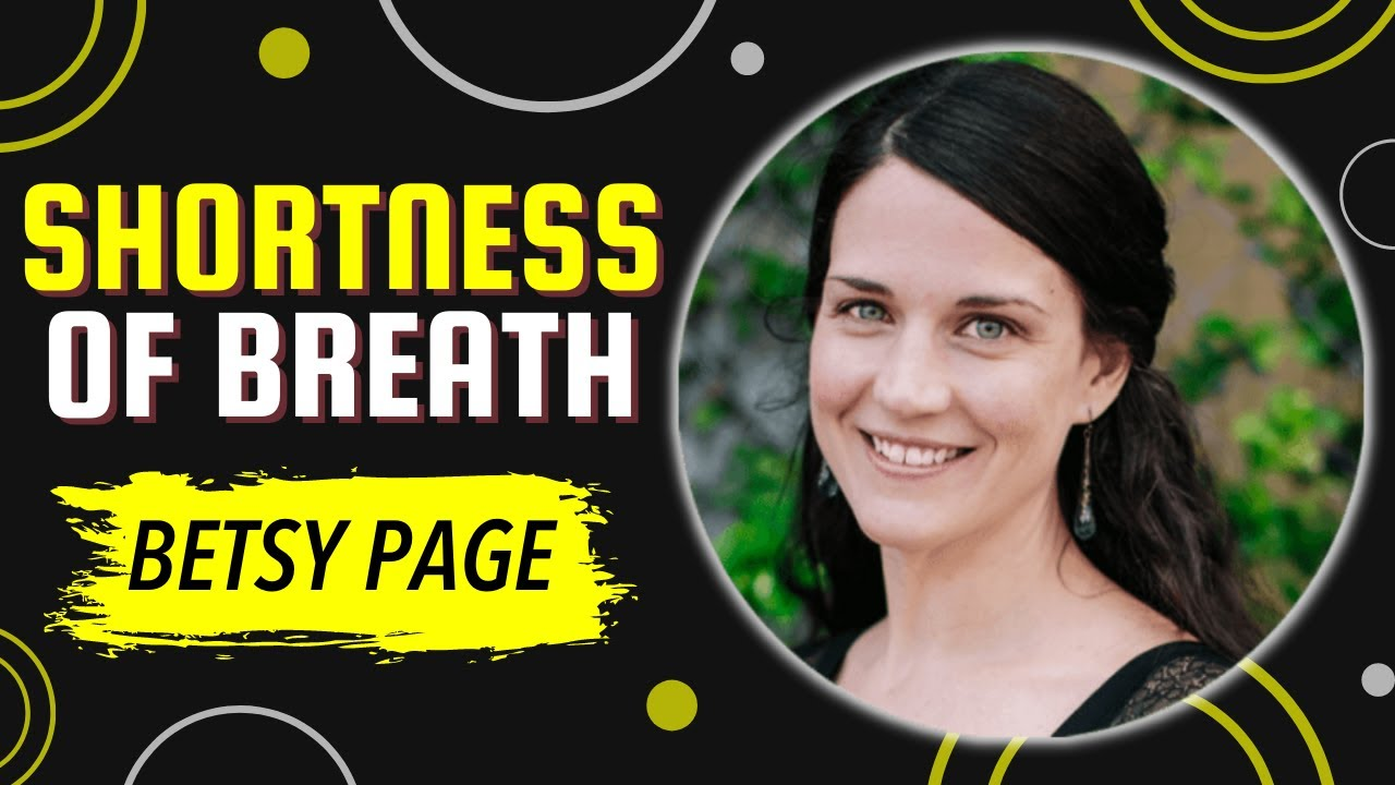 Shortness of Breath: There is Something You Can Do