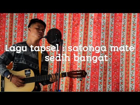 lagu-tapsel---satonga-mate