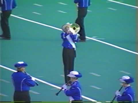 """Amelia High School """"Rhythm in Blue"""" 1999 - """"The Prince of Egypt"""""""