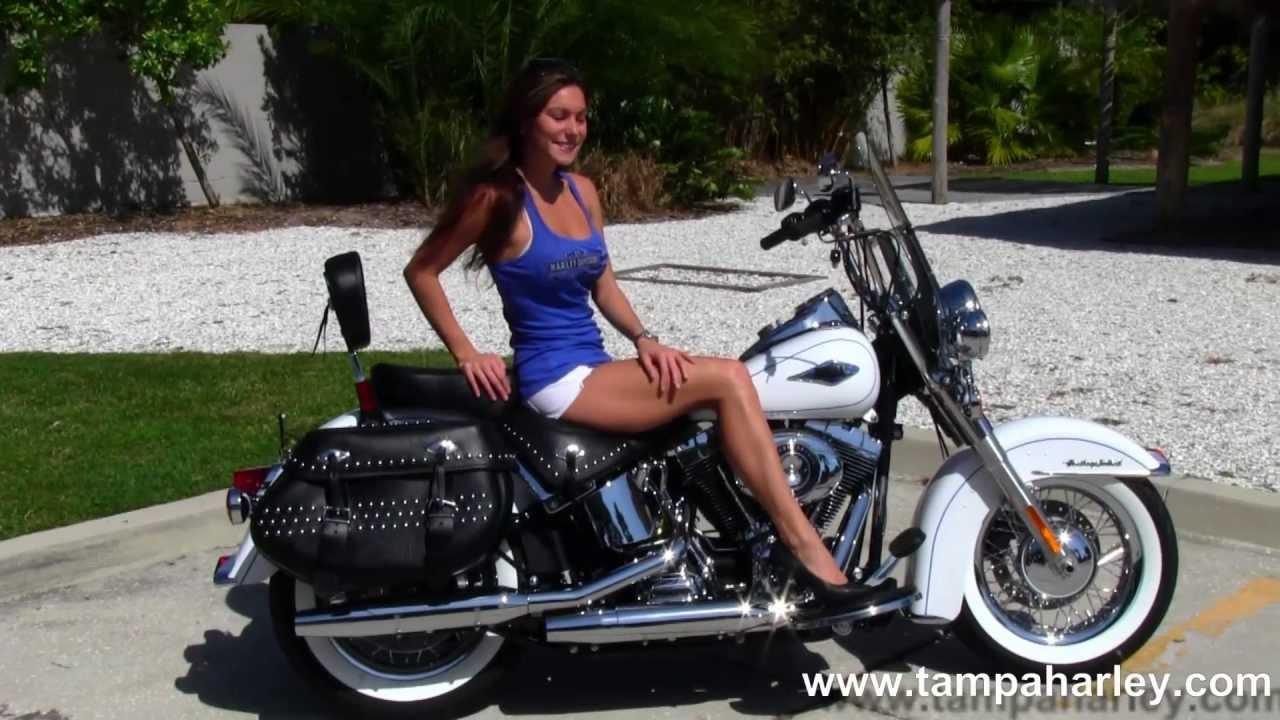 New 2013 Harley Davidson Flstc Heritage Softail Classic