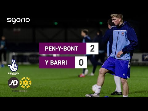 Penybont Barry Goals And Highlights