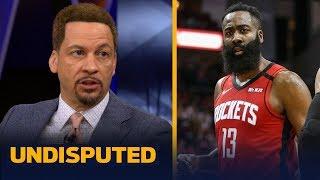 Rockets still aren't title contenders after trade deadline moves — Broussard   NBA   UNDISPUTED