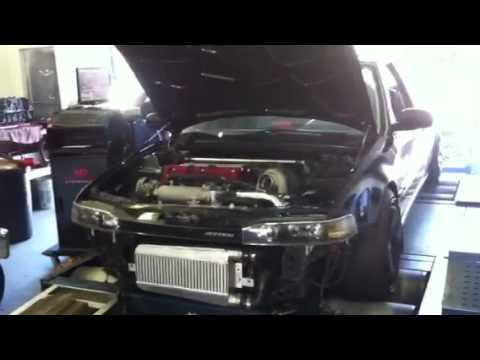 Honda Accord K20 Swap Cb7 Accord K24 K20 Swap Dyno