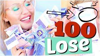 WIR HABEN 100 LOSE GEKAUFT!! | ViktoriaSarina
