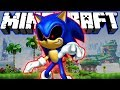Minecraft   Evil Sonic