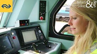 Een dagje mee met oNS ... VLOG#24: 'Hoe werkt de Traxx-locomotief?'