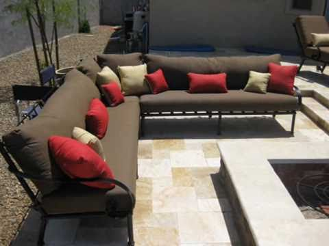 ARIZONA IRON OUTDOOR PATIO FURNITURE MADE IN PHOENIX ARIZONA YouTube