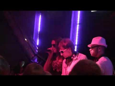 EMMA OTTS & DJ BILBOW  Boudoir bar