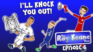 EPISODE 6! Muller trolls Arsenal! Ronaldo trolls Messi! TRAILER (Bayern 5-1 Arsenal)(PSG  4-0 Barca)