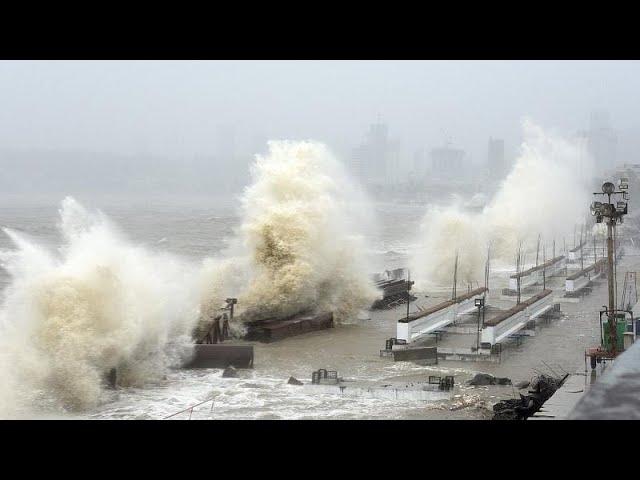 L'India già piegata dal Covid attende il ciclone Tauktae