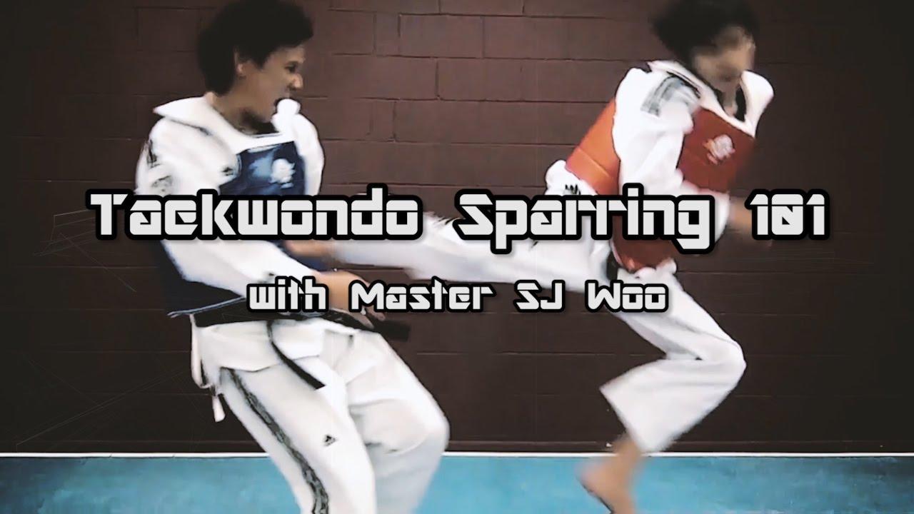 ★ Olympic Taekwondo Sparring 101 | TaekwonWoo