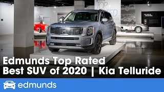 2020 Kia Telluride: The Best SUV   Edmunds Top Rated 2020