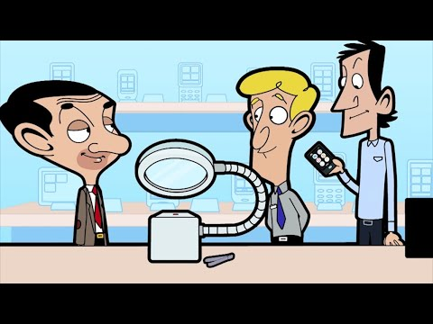 Bean PHONE 📱| (Mr Bean Cartoon) | Mr Bean Full Episodes | Mr Bean Comedy