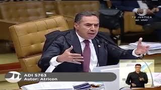 Barroso diz que Gilmar usa plenário para destilar ódio