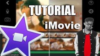 Cara Edit Video Di iPhone,iPad,iPod Menggunakan iMovie