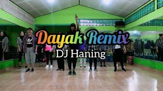 DJ Haning - Lagu Dayak (Remix Viral Full Bass 2019) | ZUMBA | DANGDUT | FITNESS | At RAD STUDIO PPU