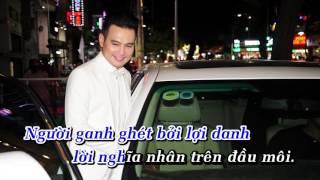 Cười Ra Nước Mắt - Lâm Hùng (Karaoke)