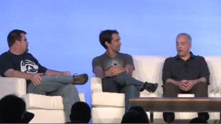 Panel: What is the Open Cloud? (LinuxCon 2012)